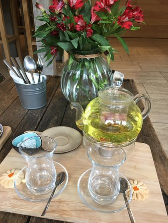 Safran Tea