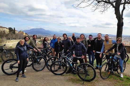 Tour en vélo électrique à Bergame