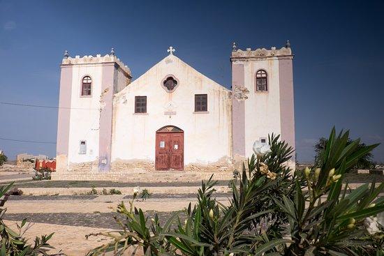 Rabil, Кабо-Верде: Kirche