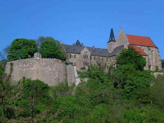 Mansfeld, Германия: German village that is home to Martin Luther.