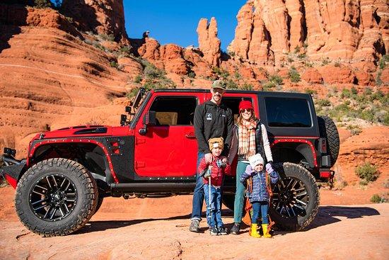 Hike House Jeeps