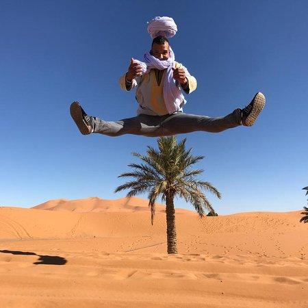 Καζαμπλάνκα, Μαρόκο: desierto de merzouga