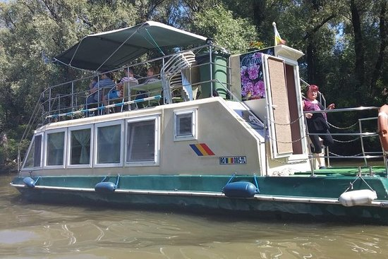 Trips Donau Delta met bout Camely ...