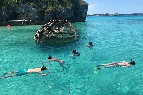 Snorkel Tour - Reefs and Wrecks