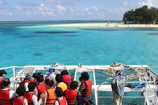 COMBO: Managaha Island Tour and Marine Activity