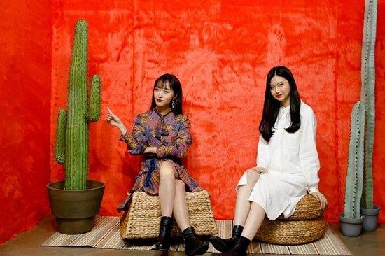 The Beauty Inside Exhibition in Hongdae – fotografija