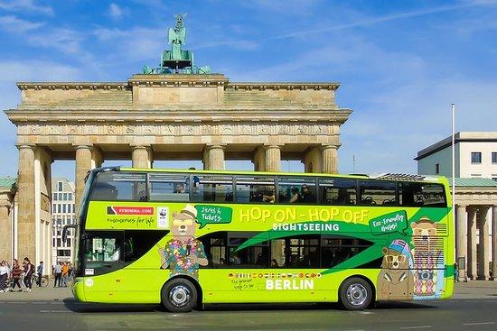 Hop On Hop Off - Bus turístico en...
