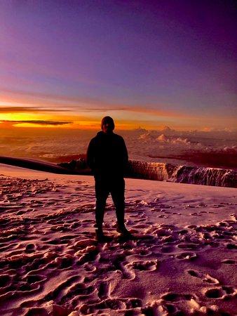 7Days Kilimanjaro climb - Rota Machame: Summit