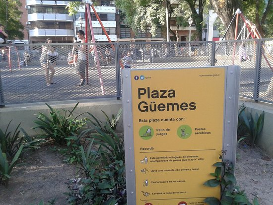 Plaza Guemes
