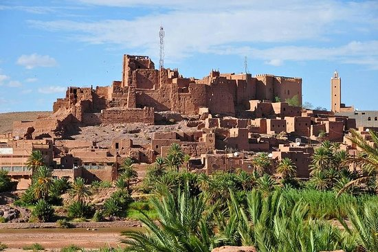 4 Days 3 Nights tour from Marrakech end up in Marrakech via Merzouga...
