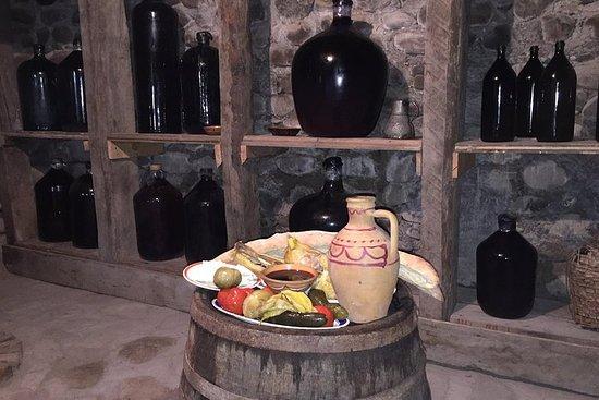 Kakheti (wine region) - family lunch and MasterClasses