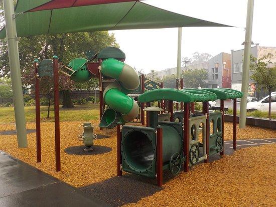 Elsternwick Plaza Playground