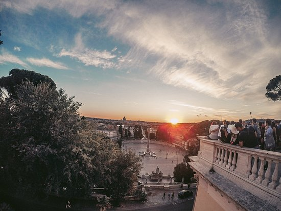 Terrazza Del Pincio Rome 2020 All You Need To Know