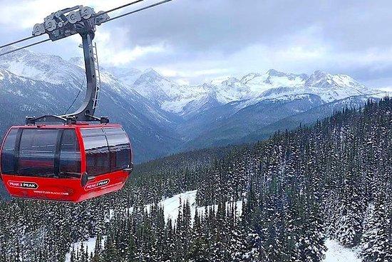 Whistler sightseeingtur fra Vancouver...