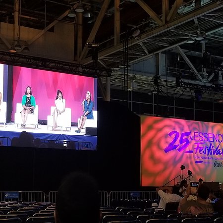 Convention Center: Power Stage (July 2019)
