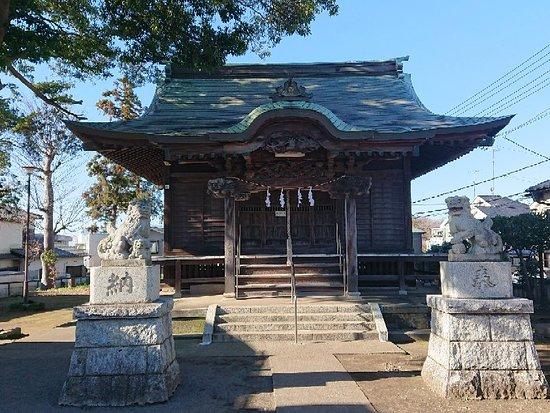 Kanamori Sugiyama Shrine