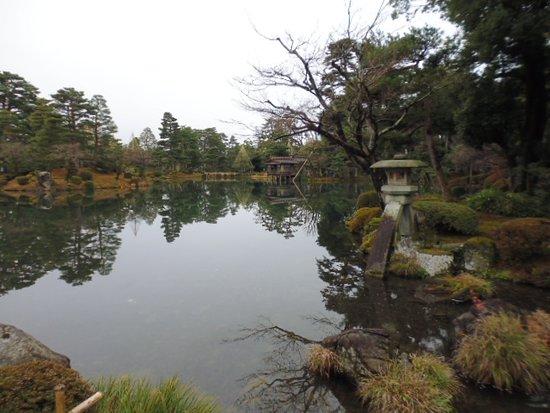 Kenrokuen Kasumiga-ike Pond