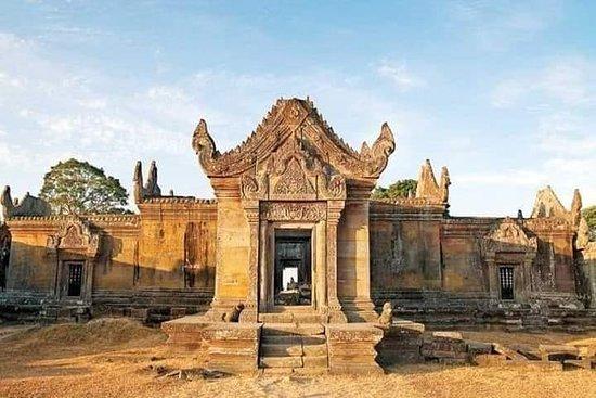 1 jour: Preah Vihear, Koh Ker et Beng...