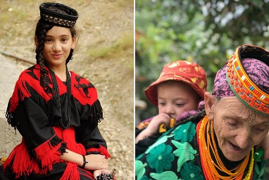 Kalash Valley Tour - Chilam Joshi Festival
