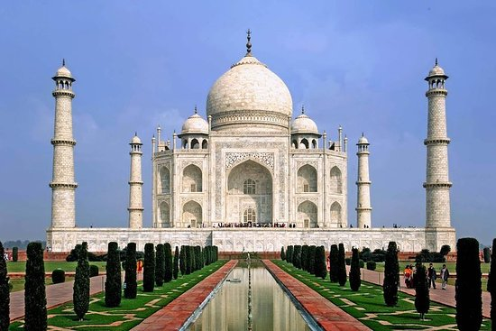 Day Trip to Taj Mahal and Agra Fort...