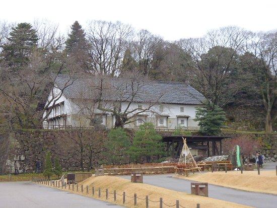 Kanazawa Castle Tsurumaru Warehouse