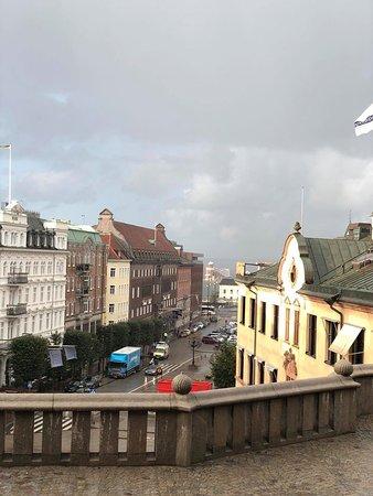 Helsingoer Municipality, Dinamarca: overlooking the city of Helsingor