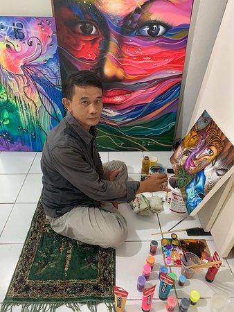 Creating an Artwork