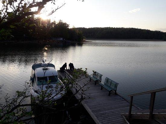 Roola, Финляндия: Muisto toukokuulta. Jokohan meni uimaan?