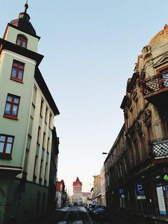 Chelmza, Poland: Spacer uliczkami Chełmży.