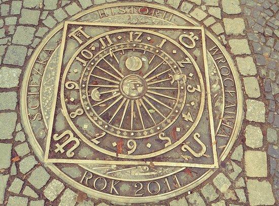 Sciezka historii Wrocławia