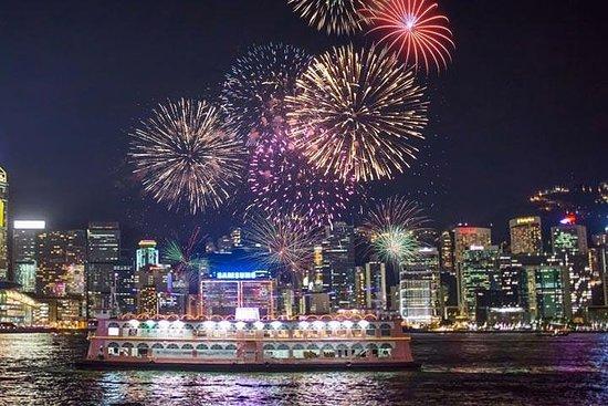 I fuochi d'artificio del giorno