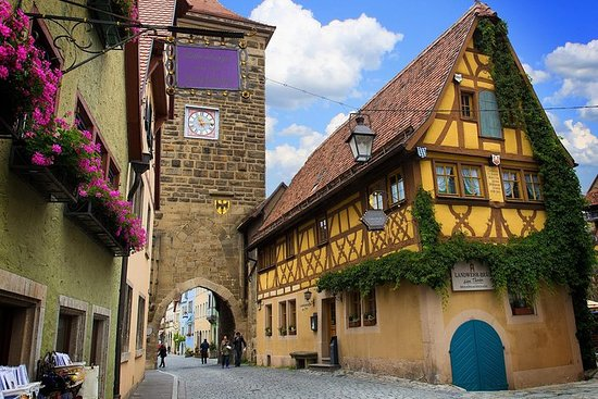 Rothenburg ob der Tauber Private Walking Tour