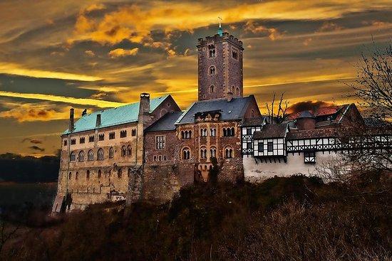 Tour privado a pie por Eisenach