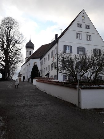 Hohenpeissenberg, Германия: Außenansicht