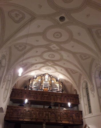 Hohenpeissenberg, Германия: Orgel
