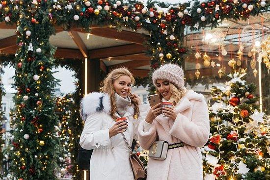 Magic Christmas Tour in Medina city