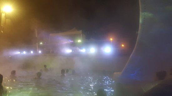ca se baigne en plein air