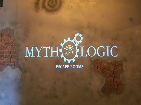 Mythologic Escape Rooms Gillingham