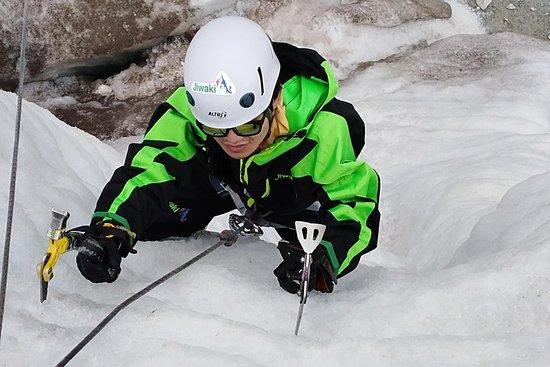 Huayna potosi 6088m. 3 dagen klimmen