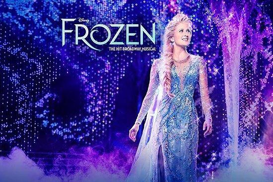 La Reine des neiges de Disney, la...