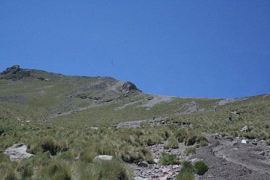 Alpinismo Malinche (4.460 metri)