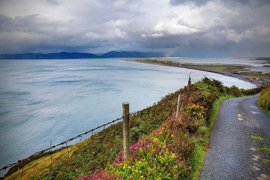 Ring of Kerry: tågresa från Dublin