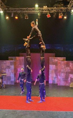 Sunrise at Angkor Wat, Bayon and Ta Prohm Temple Tour: Circus show