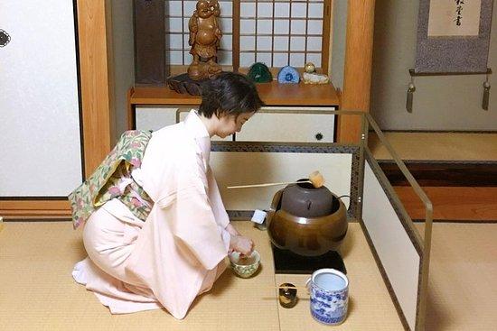 Sweet Making & Tea Ceremony @ Ibaraki