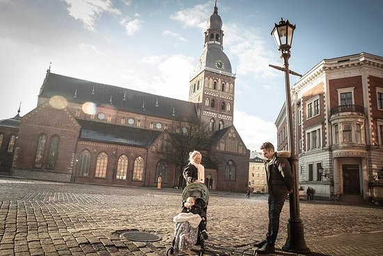 Ontdek Old Riga Fotoshoot Tour