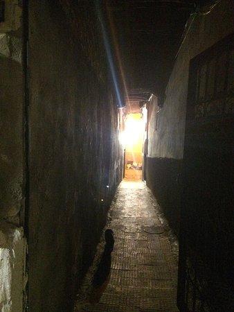 Delicuentes. Mi peor experiencia en Marruecos. Peligroso para viajeros solos, sobretodo chicas.