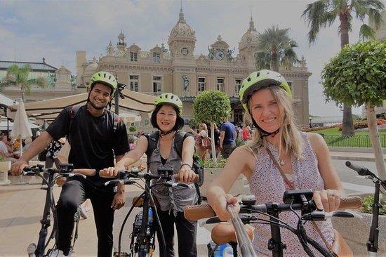 モナコとグランプリeBikeツアーのベスト(3時間30分)