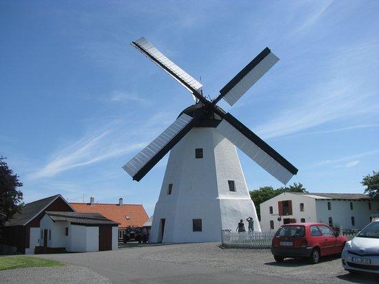 Granitvaerkstedet Aarsdale Molle: Nicht zu verpassen, Årsdale