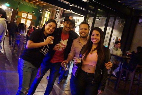 Garrison Bar and Beer Garden: .