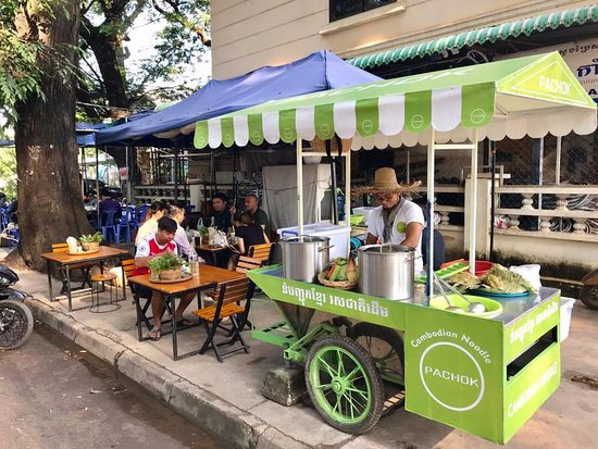 Find us next to Siem Reap Post Office
